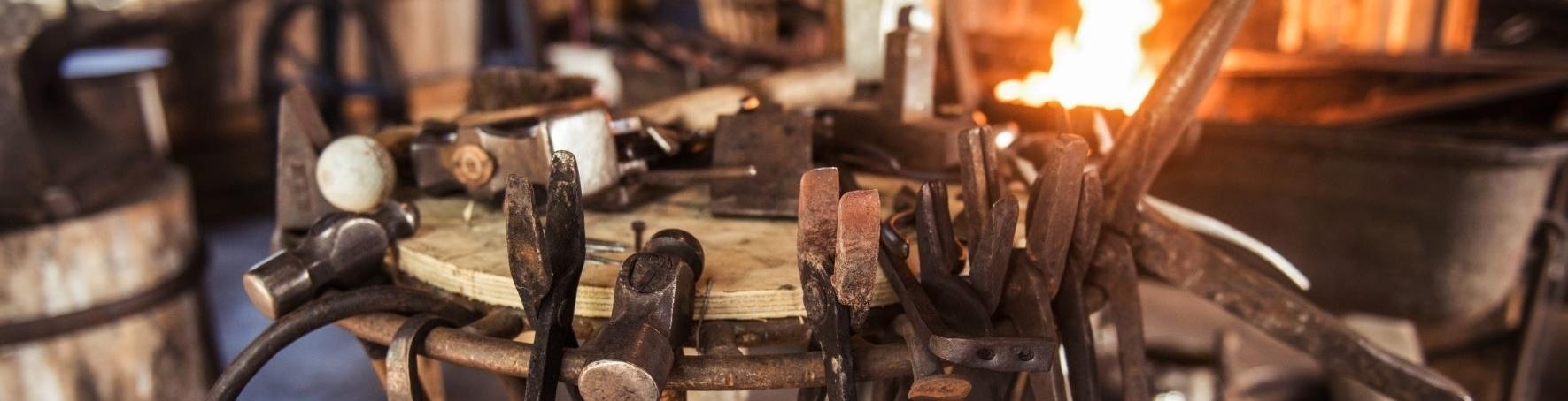 WLB Blacksmith Shop